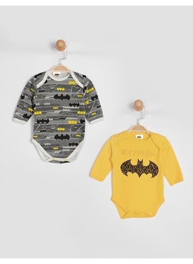 Batman Body Sarı